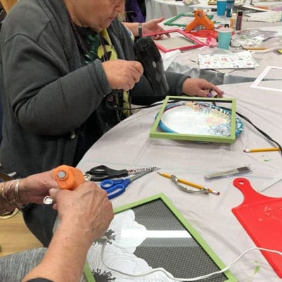 arts and crafts activity