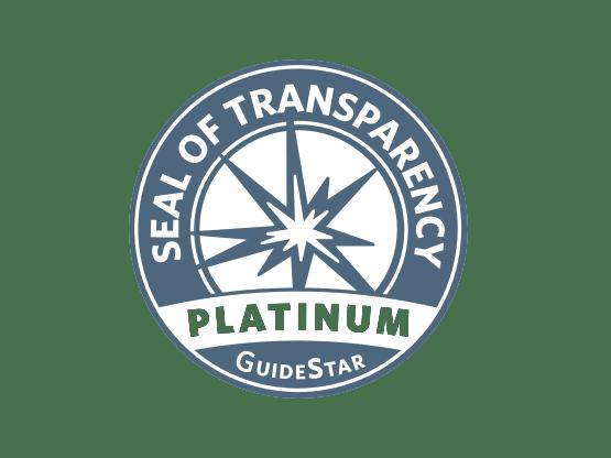 guide Star Seal platinum logo