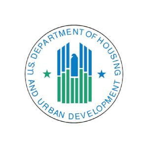 Hud housing logo