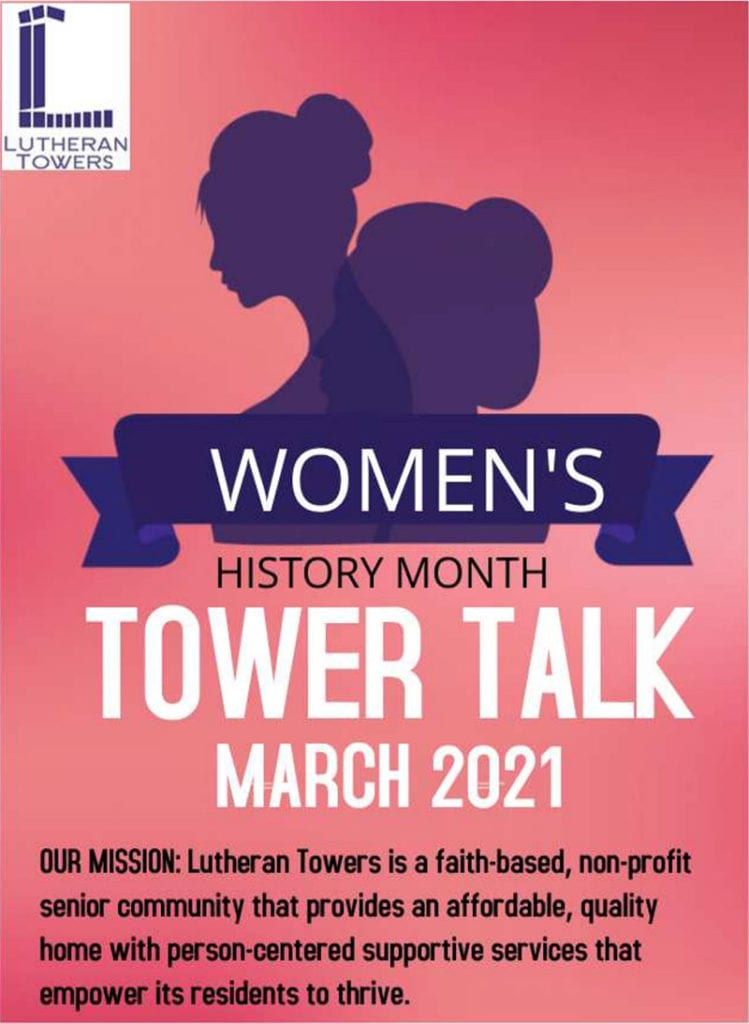 tower talk march 2021