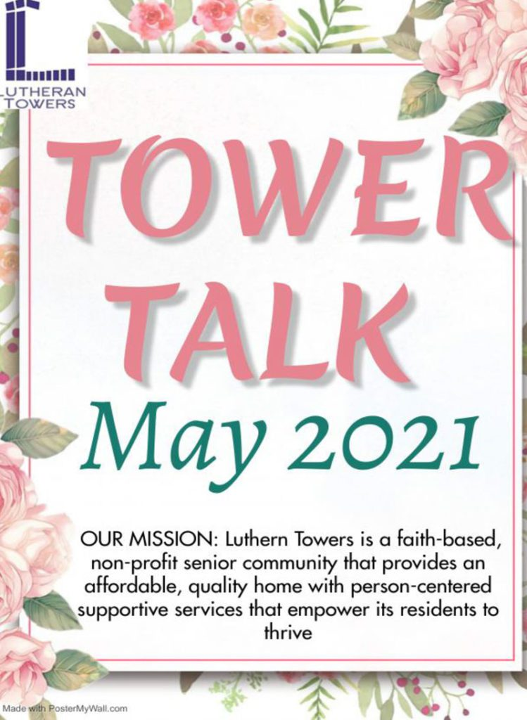 May 2021 Tower Talk