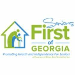Seniors First Of Georgia Logo
