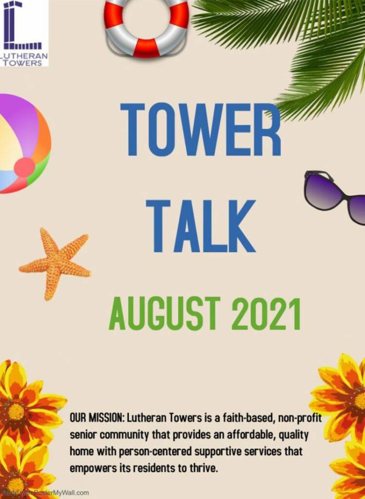 August 2021 Tower Talk